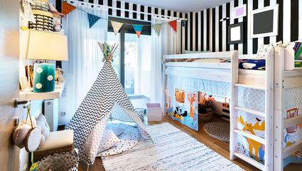 Creating Children S Rooms
